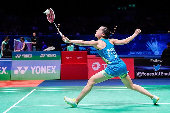 Carolina Marín se proclamó campeona Europea de Bádminton