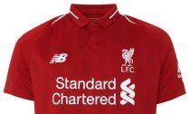 El Liverpool presentó su nueva armadura