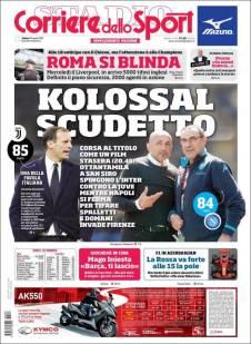 diarios deportivos del 28 de Abril de 2018