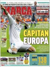 Diarios deportivos del 24 de abril de 2018