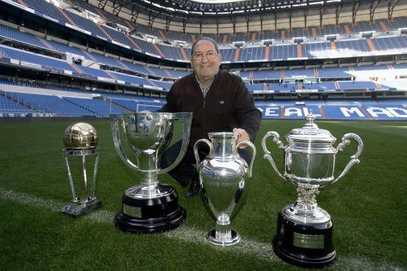 Jugadores del Real Madrid podrían acercarse a Paco Gento