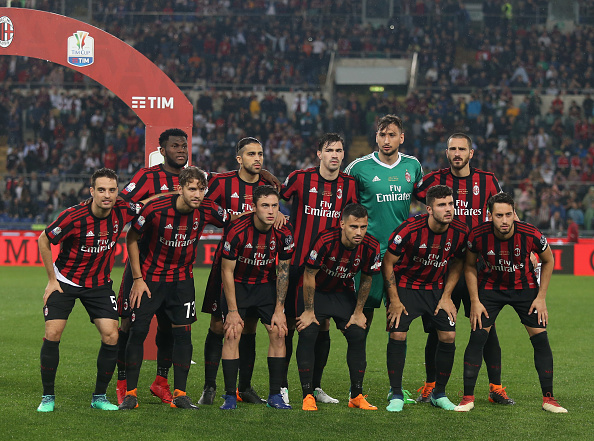 La UEFA sancionaría al Milan por el fair-play financiero.