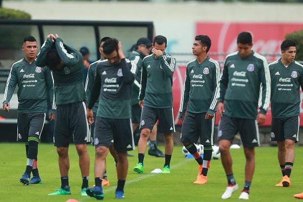 La Selección Mexicana continúa preparando el Mundial.