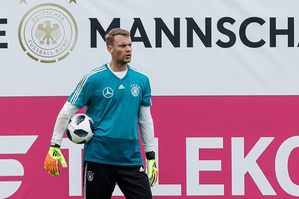 Manuel Neuer volverá a jugar con la Selección de Alemania, Manuel Neuer, Selección de Alemania, Manuel Neuer vuelve, Manuel Neuer a la portería de Alemania, Manuel Neuer vuelve a la portería