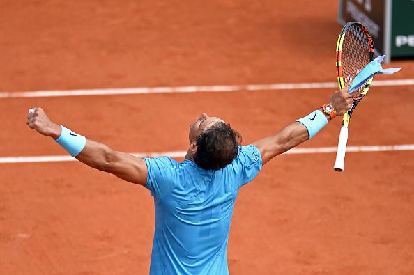 Nadal ganó en su debut en Roland Garros.