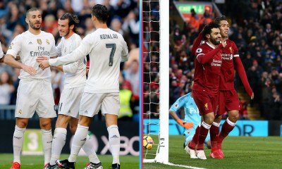 Real Madrid y Liverpool