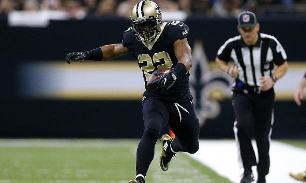 Suspensón de cuatro partidos para Mark Ingram de Saints
