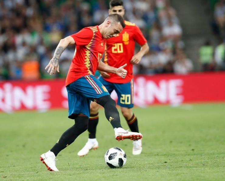 España venció a Túnez