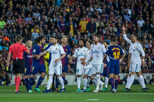 Real Madrid o Barcelona, quién tiene más mundialistas para Rusia.