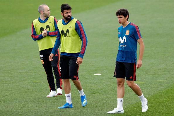 España viajará con 25 jugadores a Rusia, selección de España, jugadores de España para Rusia