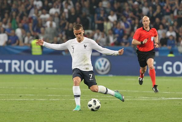 Griezmann aseguró que decidirá su futuro antes del comienzo del Mundial.