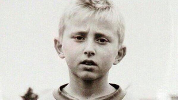 La historia de superación de Luka Modric