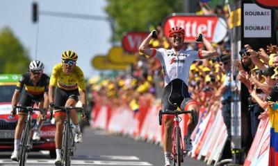 Degenkolb ganó la novena etapa del Tour
