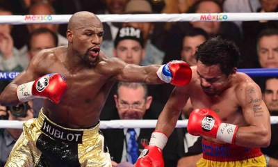 Revancha entre Mayweather y Pacquiao