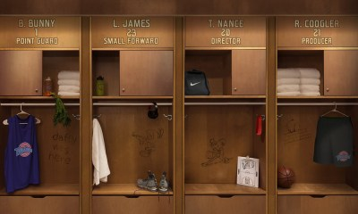 Se viene Space Jam 2 con LeBron James