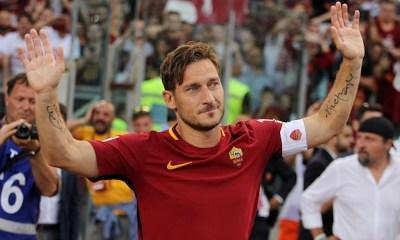 Totti rechazó una oferta de la MLS