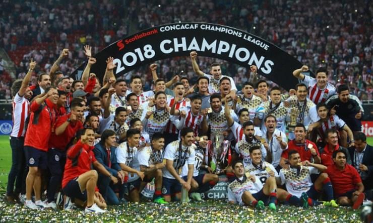 Chivas enfrentará al campeón de Asia