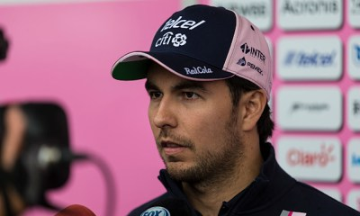 'Checo' Pérez seguirá corriendo para Force India