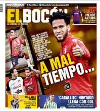 diarios deportivos del 8 de octubre de 2018.