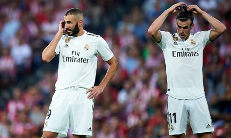 Otro lesionado más en la plantilla del Real Madrid