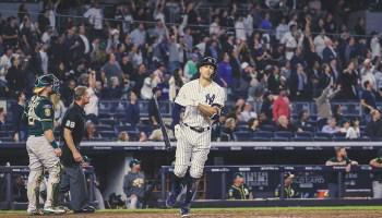 Yankees superaron juego de Comodín
