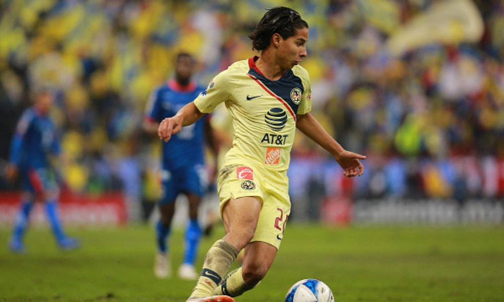 Fenerbahce estaría detrás de Diego Laínez — CLUB AMÉRICA