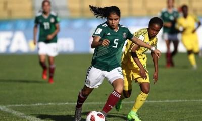 El Tri femenil Sub 17 debutó con empate