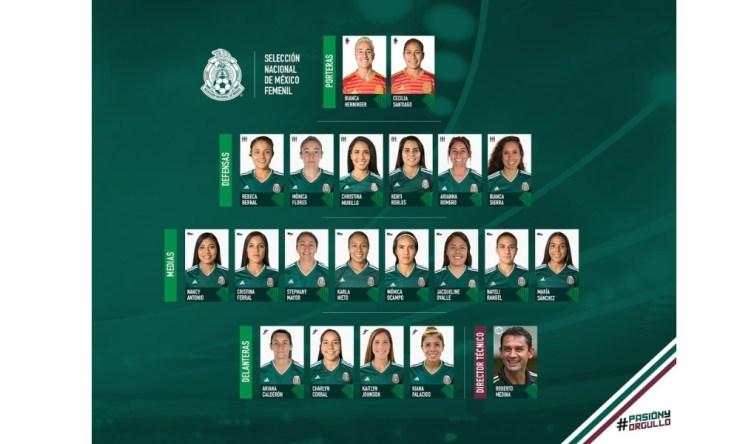 fracaso en el futbol femenil de México