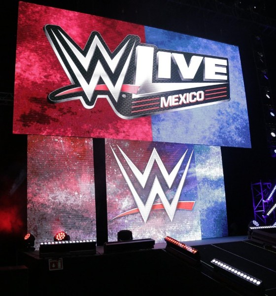 WWE Live en México