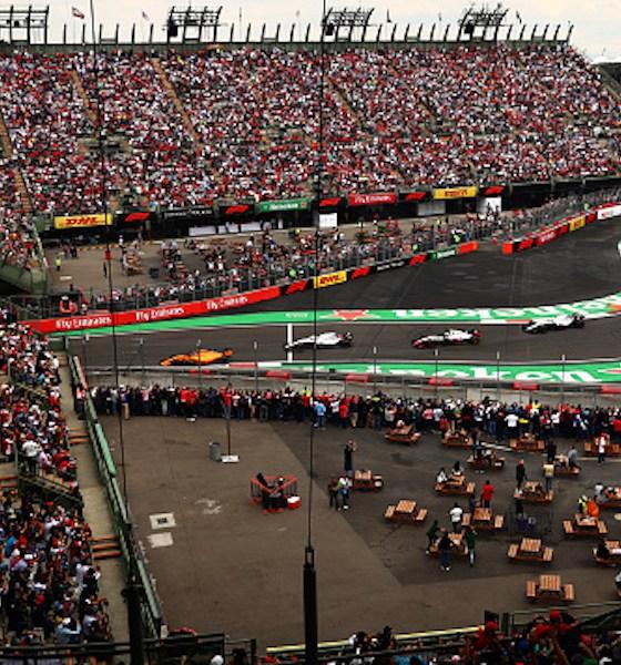 Gran Premio de México fue el mejor