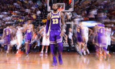 LeBron aseguró que es el mejor basquetbolista de la historia