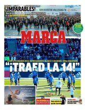 diarios deportivos del 01 enero de 2019