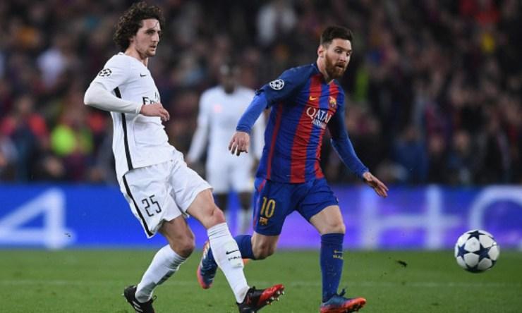 Rabiot llegó a un acuerdo con el Barcelona