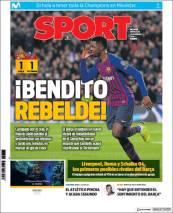 diarios deportivos del 12 de diciembre de 2018
