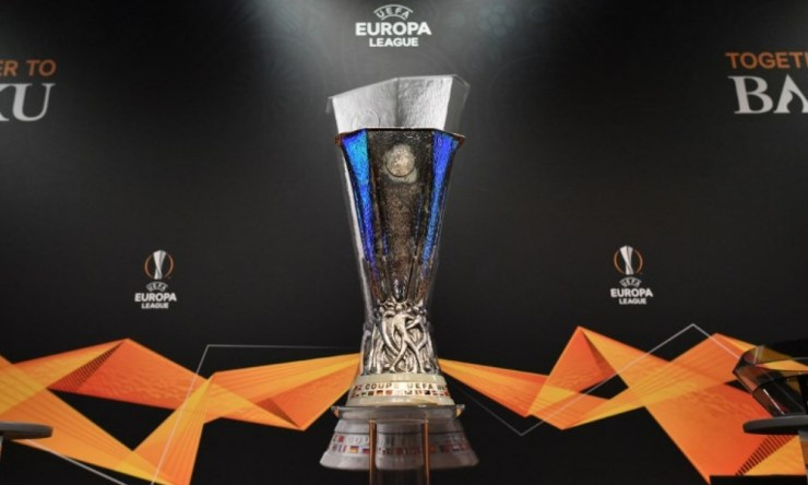 dieciseisavos de final de la Europa League