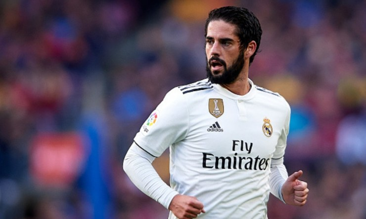 Real Madrid le puso precio a Isco