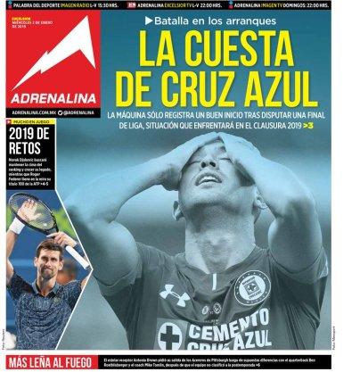 diarios deportivos del 02 de enero de 2019