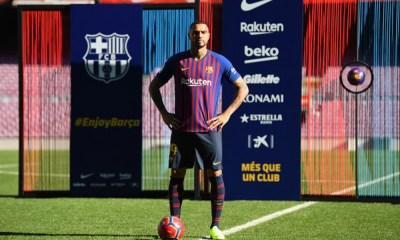 Boateng jugará cedido con el Barcelona