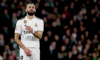 Real Madrid confirmó la baja de Benzema