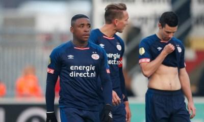 PSV dejó escapar la victoria
