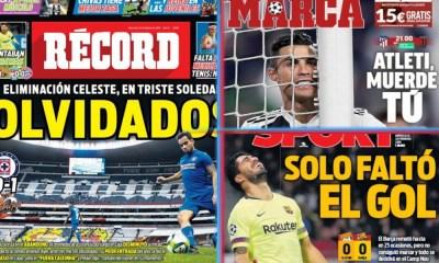 diarios deportivos del 20 de febrero de 2019