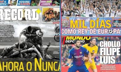 diarios deportivos del 22 de febrero de 2019