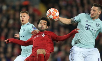 Liverpool y Bayern Múnich empataron sin goles