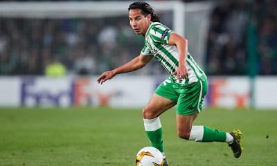 Diego Lainez quiere jugar la Champions League
