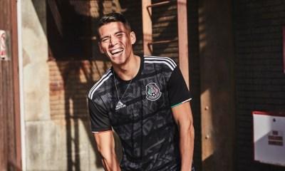 México presentó su nueva playera