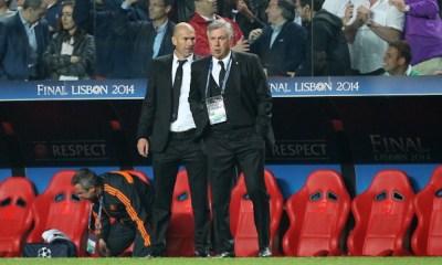 Real Madrid renacerá con Zinedine Zidane