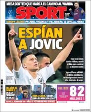 diarios deportivos del 15 de marzo de 2019