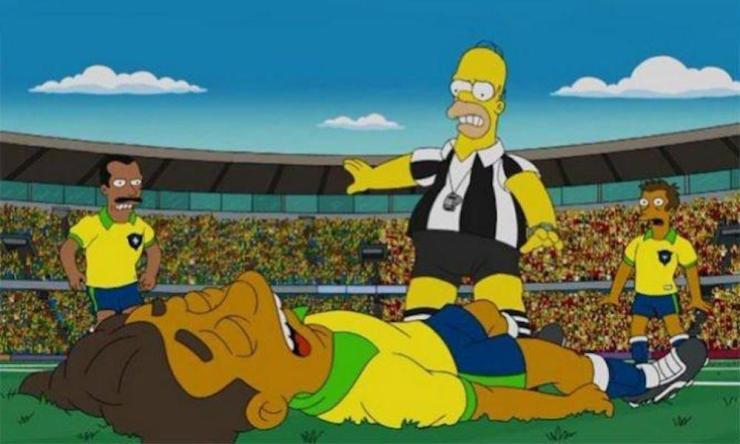 Neymar Simpson