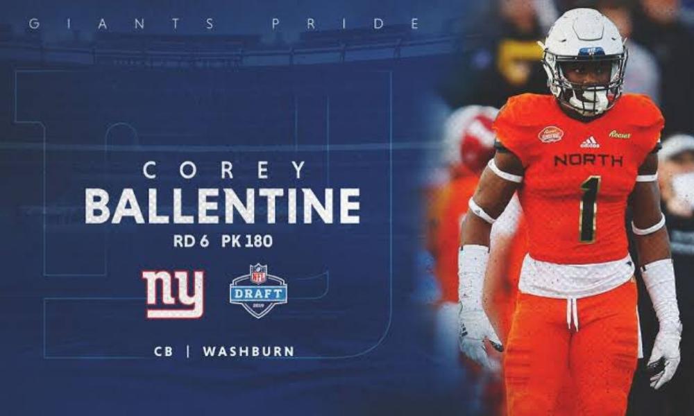 Disparan a novato elegido por Giants en el Draft de la NFL