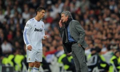 Cristiano quiere a Mourinho en la Juventus